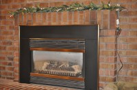 Fireplace Makeover: From ugly as spit to looking divine ...