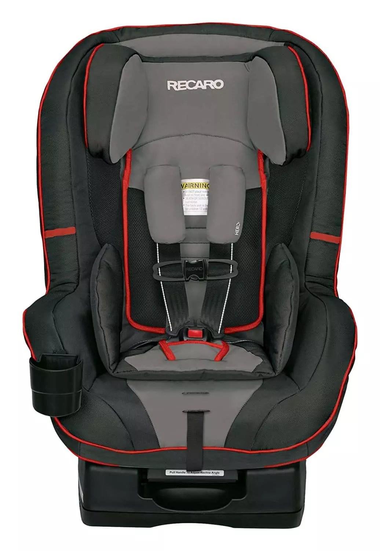 Convertible Car Seat Review Recaro Roadster  Baby Bargains