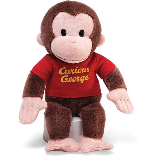 "Curious George 12"""
