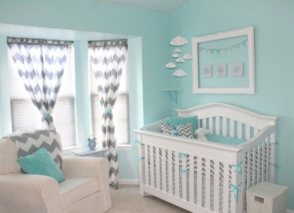 The Baby Essential Nursery Room