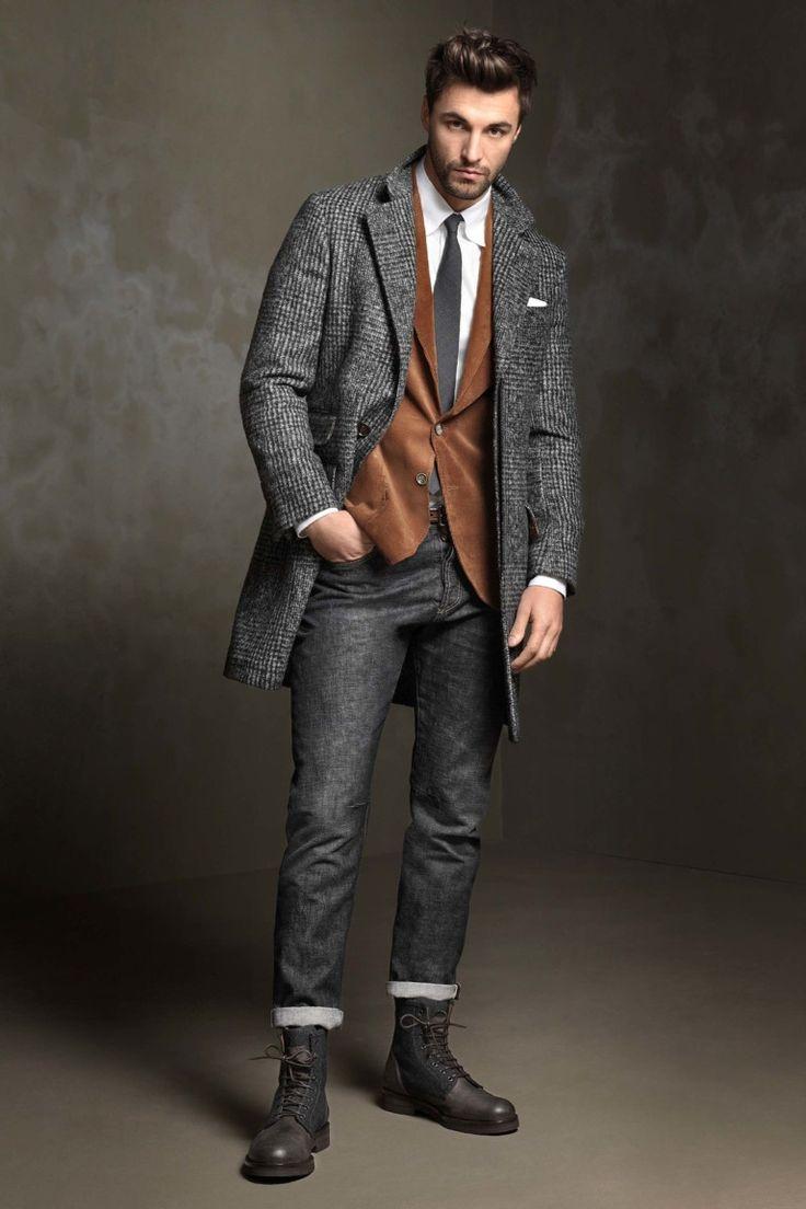 фото как модно одеться зимой мужчине имени дасти установила