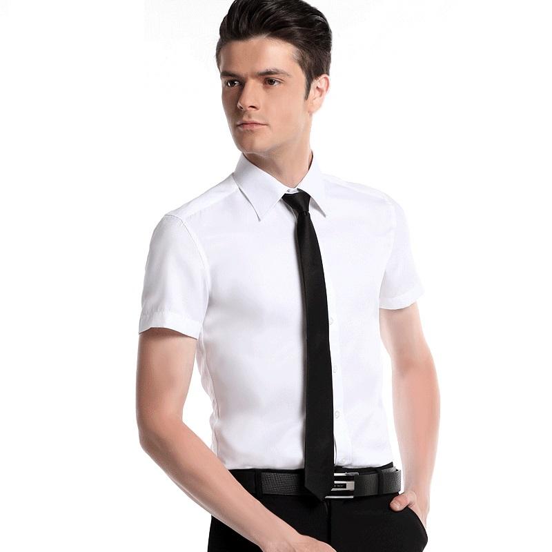 5d2b03c7bb7d Pravidlá etikety neobsahujú žiadnu zmienku o kombinácii kravaty a košele s  krátkym rukávom. Vo svete podnikania