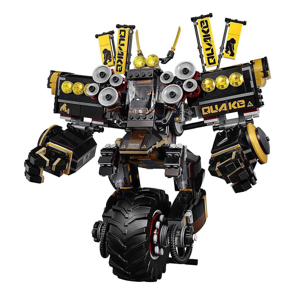 Robot hiện đại