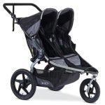 BOB 2016 Revolution FLEX Duallie Stroller, Black