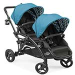 Contours Options Elite Tandem Stroller