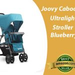 Joovy Caboose Ultralight Stroller Blueberry Review 2017