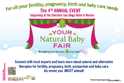 Win free tix to Your Natural Baby Fair!
