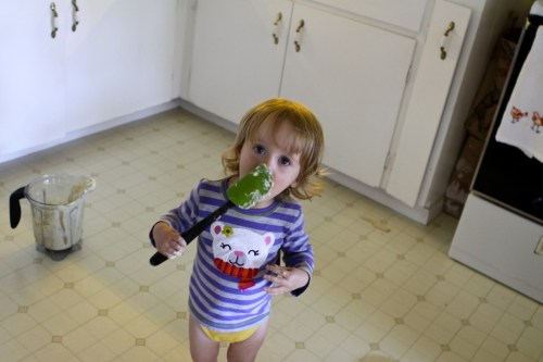 Hummus and Toddlers: a good blend