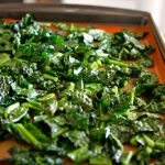 Easy Homemade Kale Chips