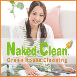 Naked Clean Green House Cleaning