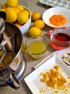 meyer lemon curd ingredients