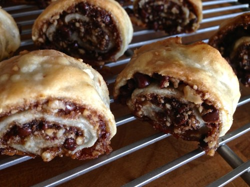 Rugelach recipe from Baby Birds Farm