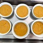 maple ginger pumpkin custard
