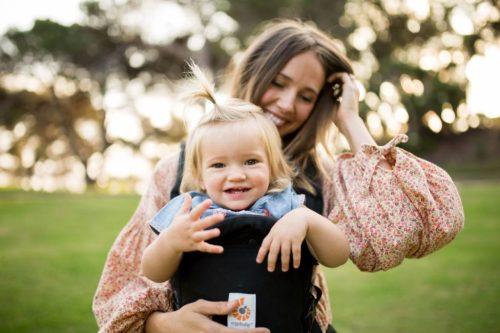 favorite forward facing baby carrier