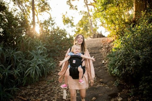 best front facing baby carrier