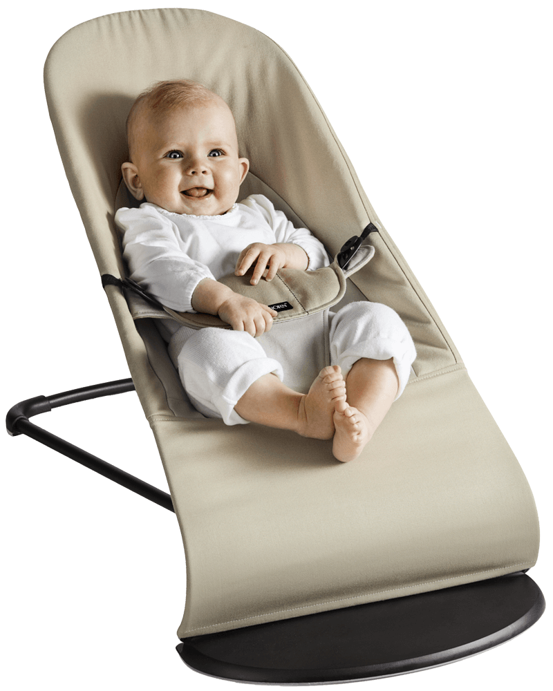 Balance Soft  an ergonomic baby bouncer  BABYBJRN