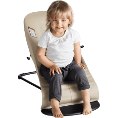 Swing Chair For 5 Year Old Graco Blossom 4 In 1 High Balance Soft An Ergonomic Baby Bouncer Babybjorn