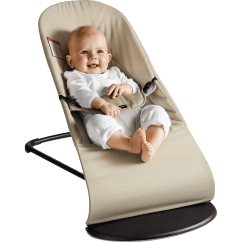 Infant Bouncy Chair Modern Wood Balance Soft An Ergonomic Baby Bouncer Babybjorn