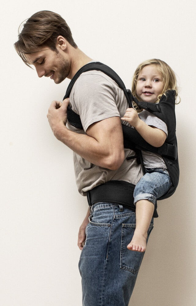Baby Carrier We  Carry baby on back  BABYBJRN
