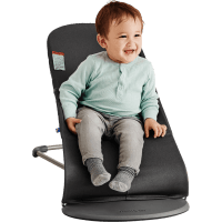 Bouncer Bliss  a cozy seat for newborns | BABYBJRN