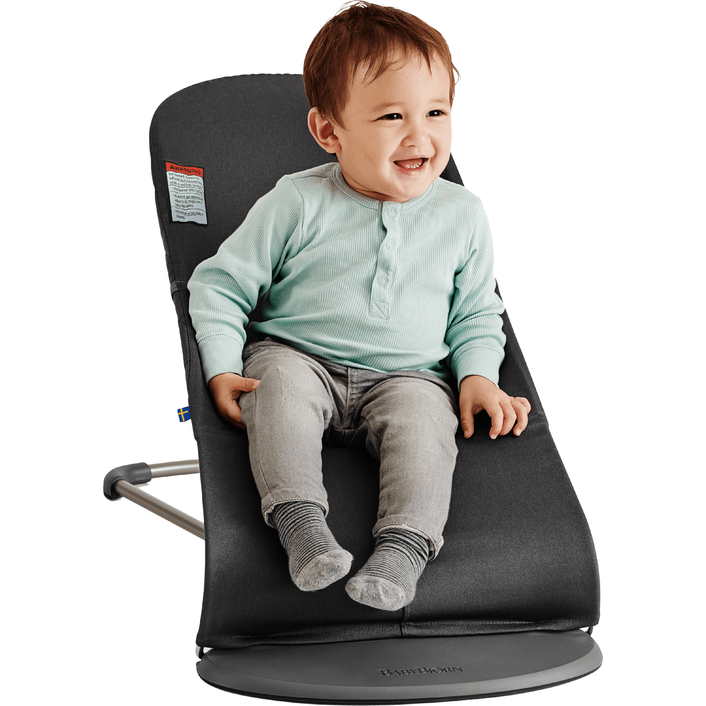 baby bjorn high chair red and black blue parrot covers bouncer bliss  a cozy seat for newborns babybjÖrn