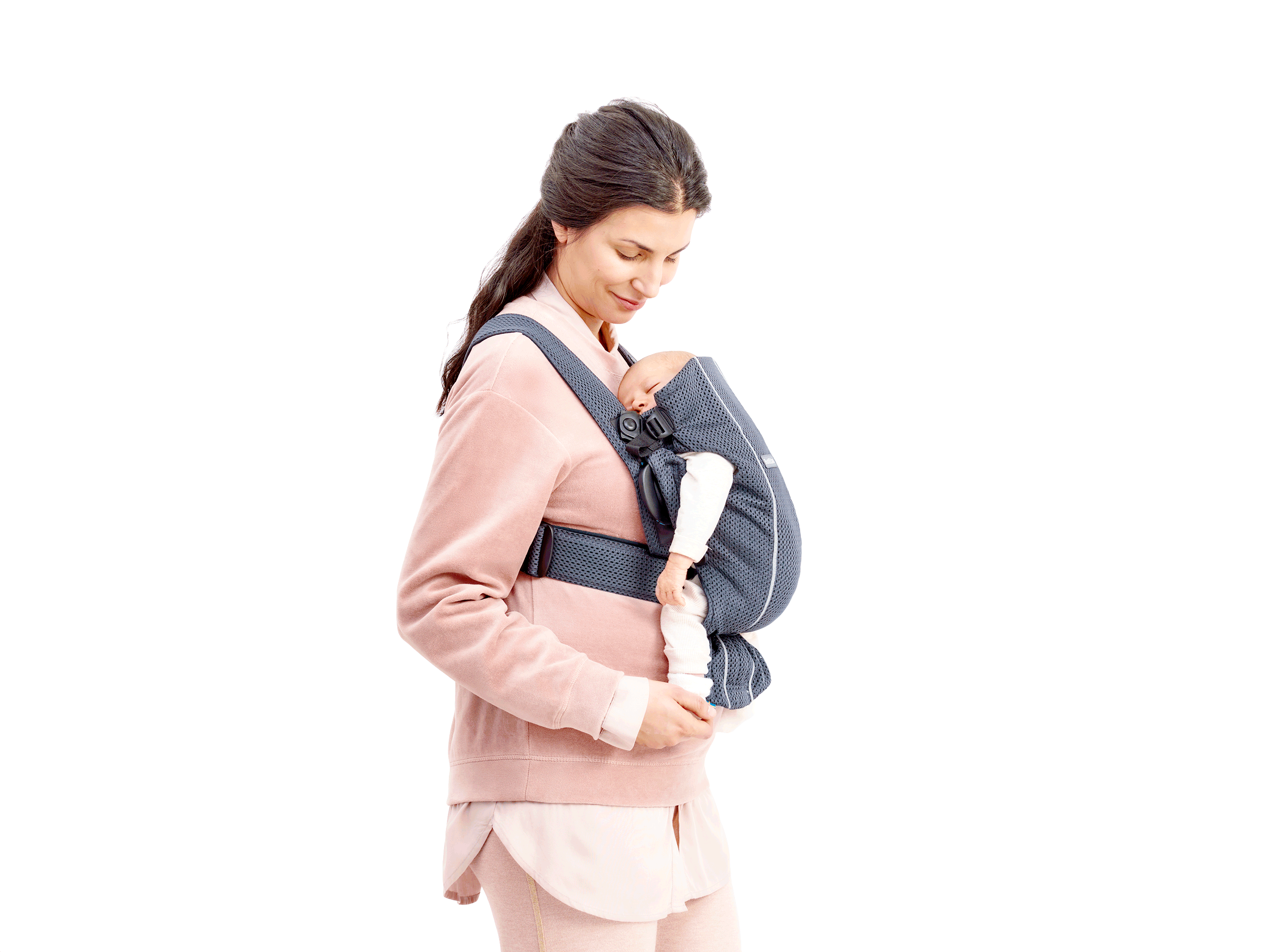Baby Carrier Mini  perfect for a newborn  BABYBJRN