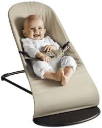 Balance Soft  an ergonomic baby bouncer | BABYBJRN