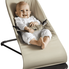 Ergonomic Chair With Head Support Small Balance Soft – An Baby Bouncer | BabybjÖrn
