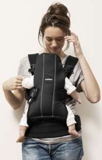 Baby Carrier We  Carry baby on back | BABYBJRN