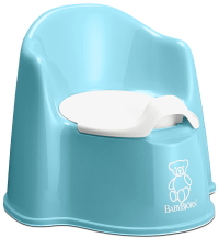 Comfortable potty chair with a backrest | BABYBJRN