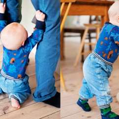 Stool Chair For Toilet Hanging Indoor When Do Babies Start Walking? | BabybjÖrn This Is Life