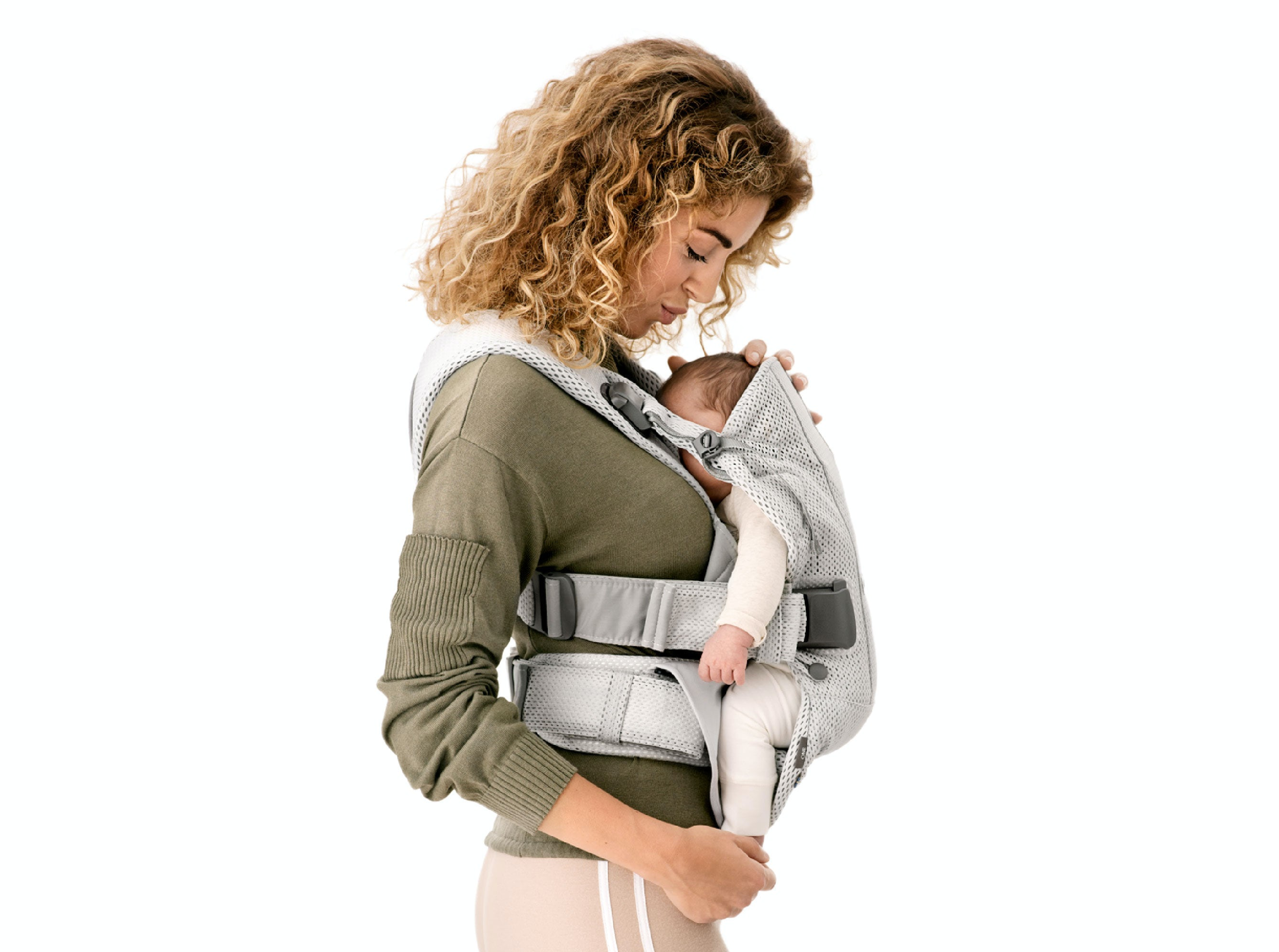 Baby Carrier One Air  in cool airy mesh  BABYBJRN