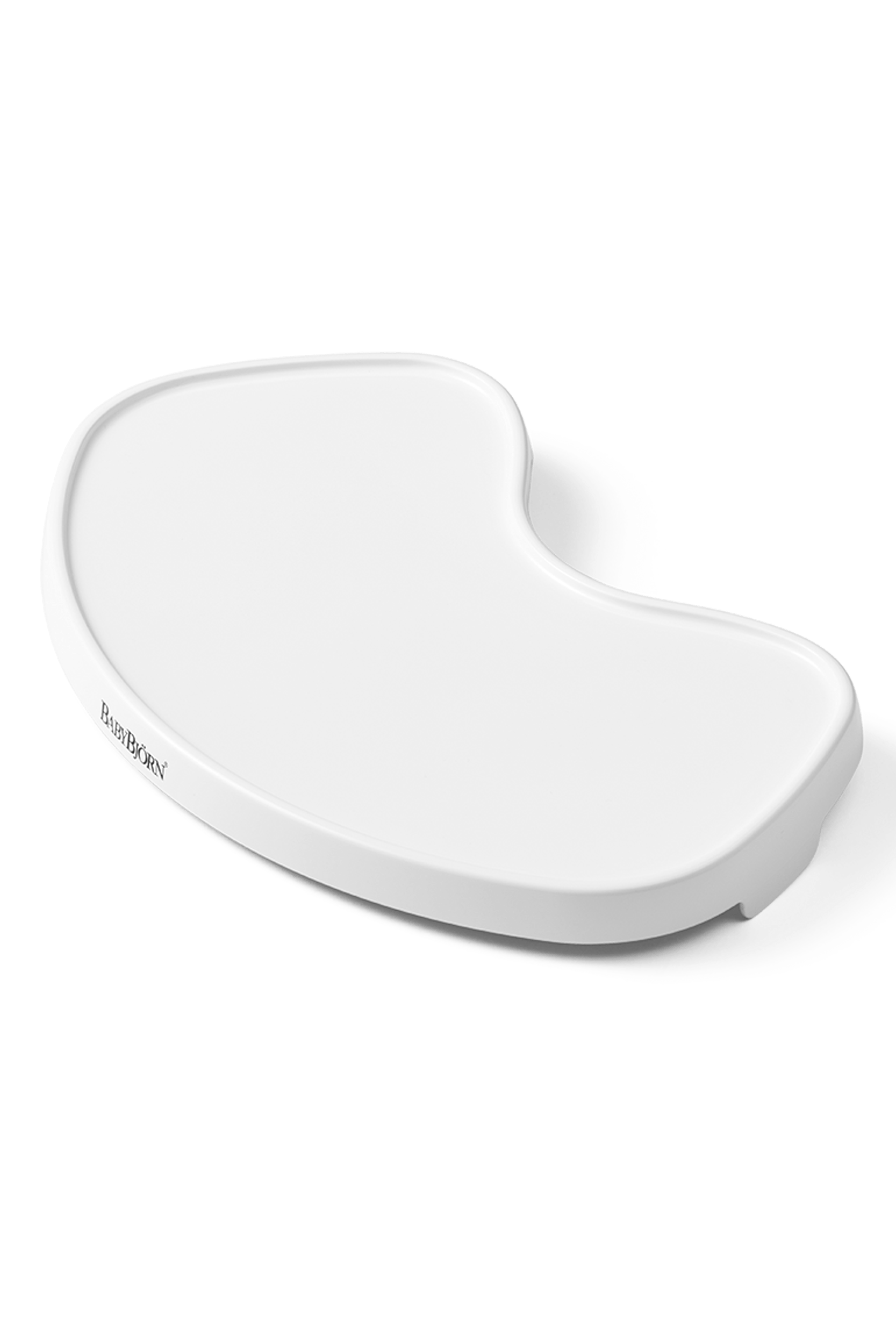 Extra tray for childrens high chair  BABYBJRN