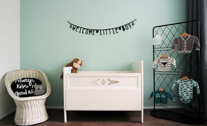 Babykamer  inspiratie en tips voor het inrichten van je