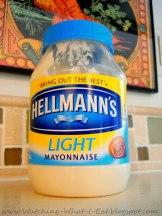 Hellmann's Light Mayo