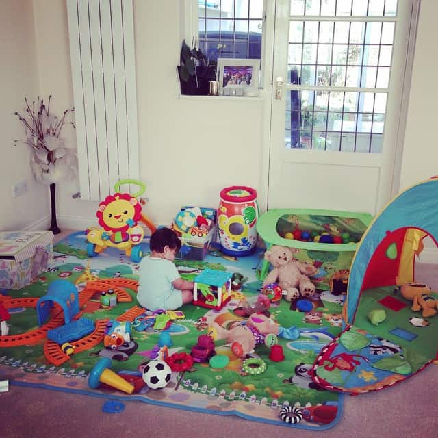 Extra Large Zehui Baby Crawl Mat Review – Highly Recommended!