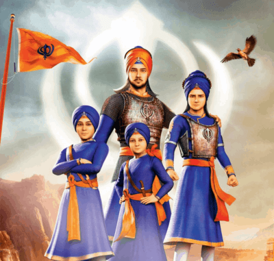 Young Martyrs … My Sikh Roots – The Chaar Sahibzaade
