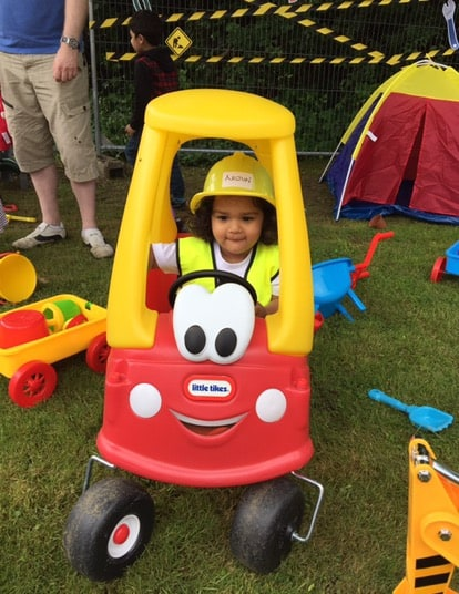 Arjun's Construction Themed 2nd Birthday Party!