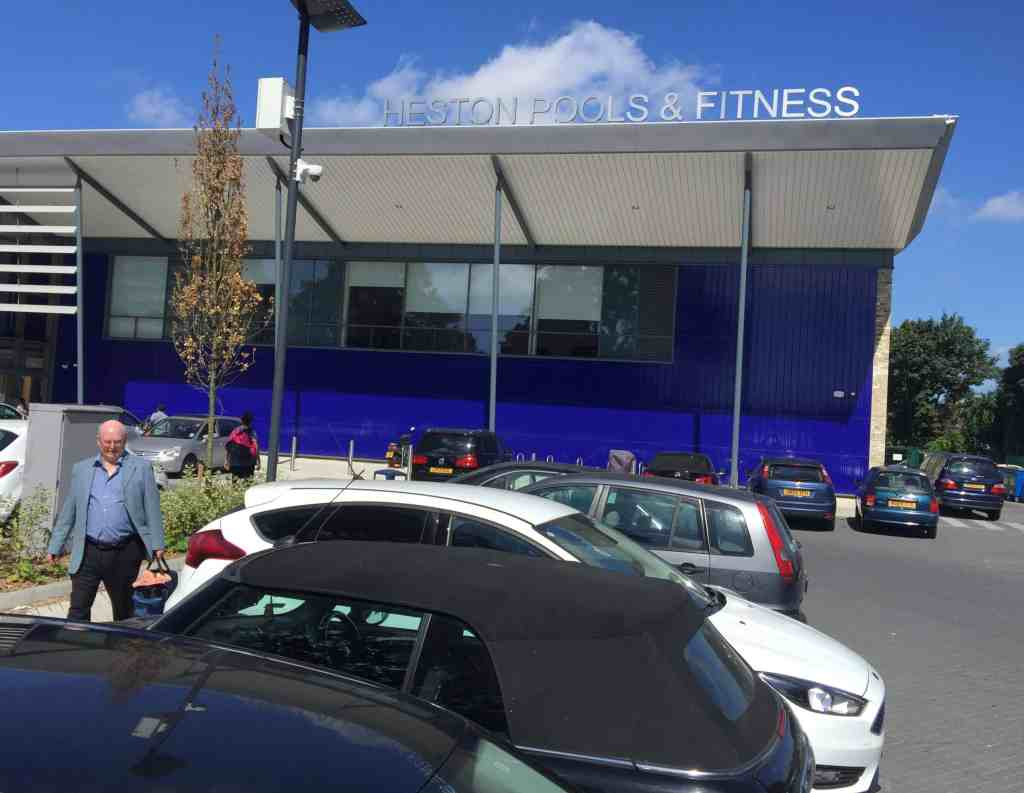Aquafit at Heston Pools and Fitness