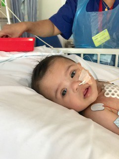 A Broken Heart … Saajan's Open Heart Surgery Journey