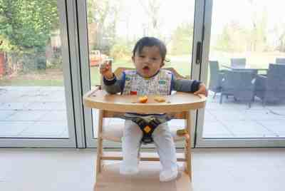 Safety 1st Timba Wooden High Chair | Review