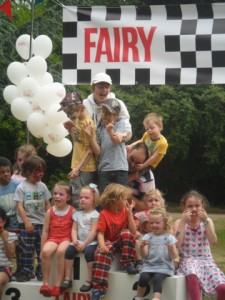 Fairy family fun