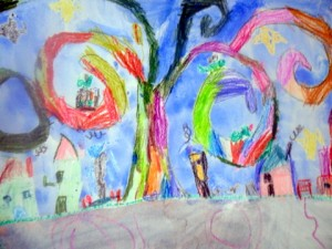 How to help a child be confident about their art