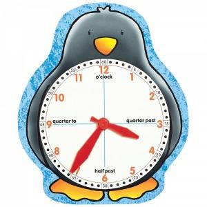 tell time penguin