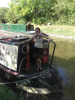 budget canal boat