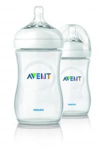 Avent natural bottle