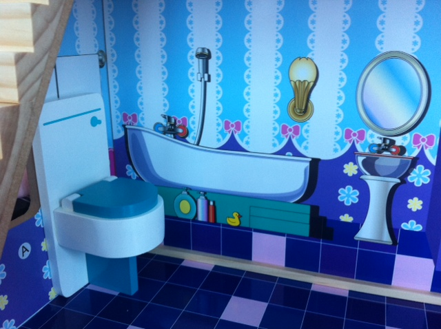 sindy dolls house