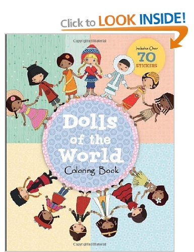 dolls of the world, good value gift ideas