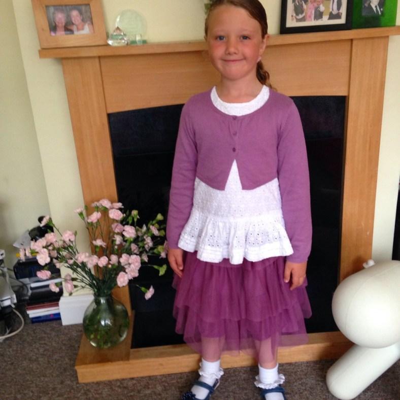 girls dresses from Vertbaudet