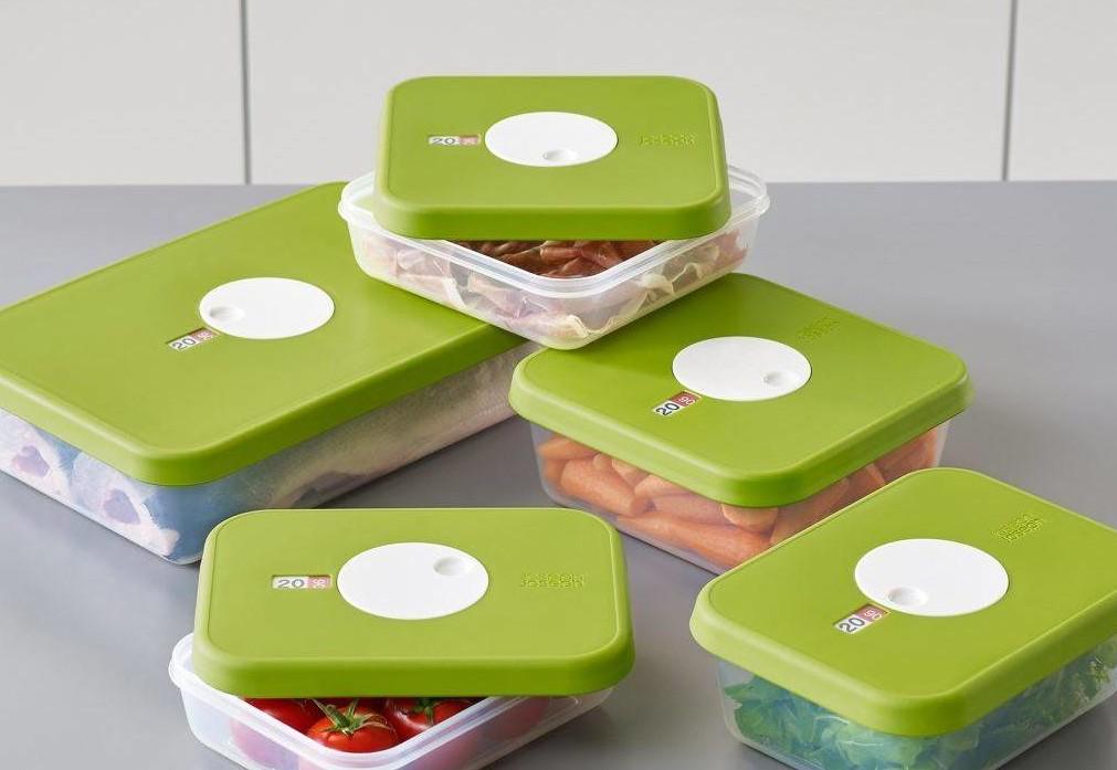 Dial, food storage to reduce waste, joseph joseph